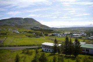 Iceland, Husavik