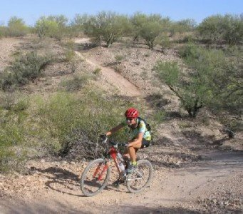 Fantasy Island, Tucson, Mountain Biking, Sonoran Desert Mountain Bicyclists