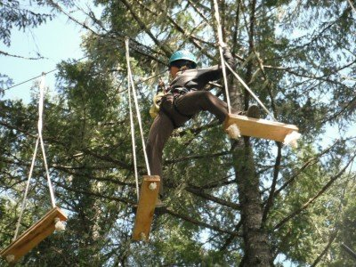 Tree to Tree Aerial Adventure Course