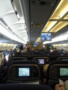 Scandinavian Airlines review