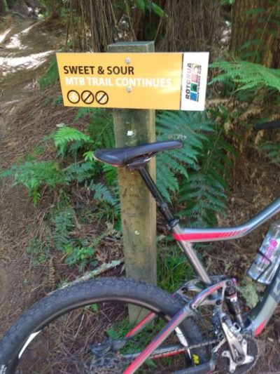 worst place in the world to go mountain biking