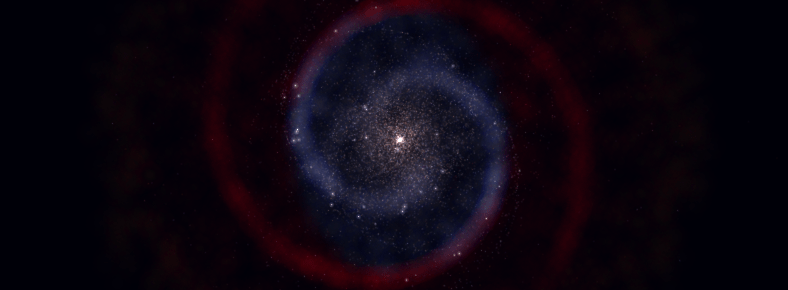 Render a galaxy with python and vispy