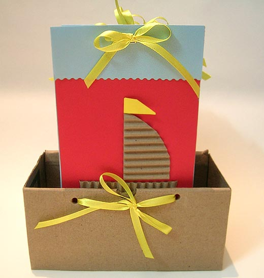 Make Your Own Handmade Greeting Card