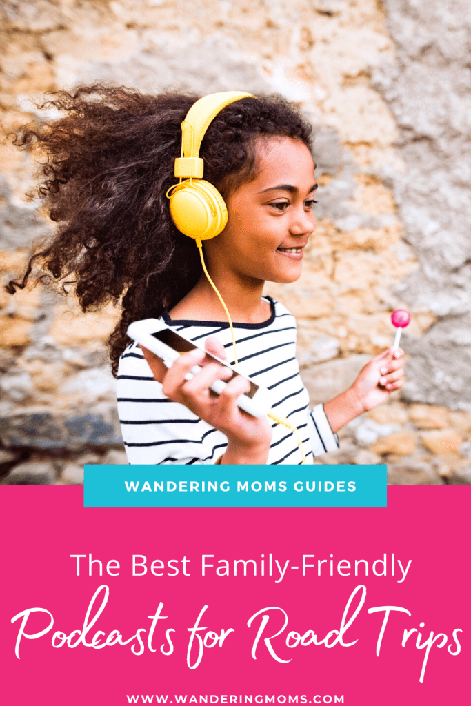 Best Family-Friendly Podcasts for Road Trips