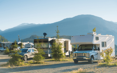 Different Types of Campsites for RV Camping and Tips for Booking!