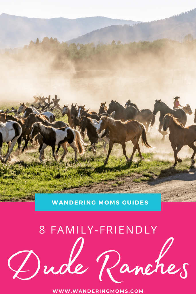 8 Amazing Dude Ranch Vacations for Families in the US