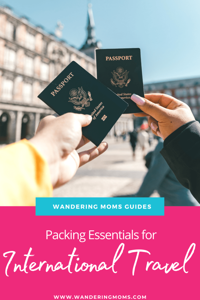 Packing Essentials for International Travel