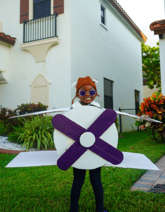 Six Cute and Creative Travel Themed Halloween Costumes for Kids
