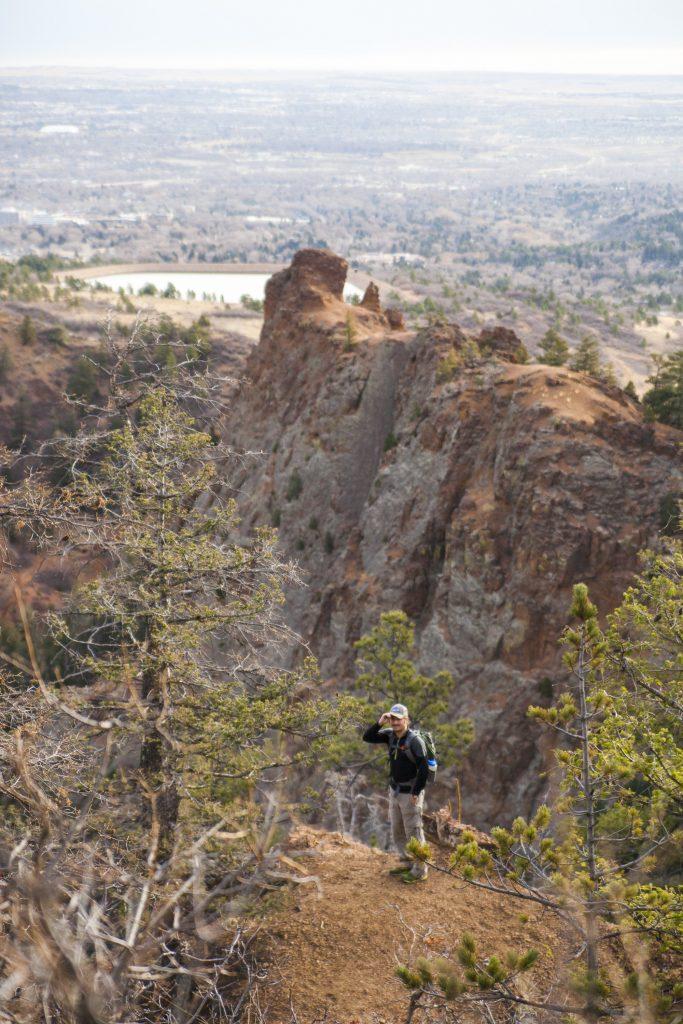 Mt Cutler Trail