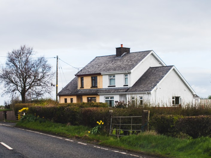 ireland split house