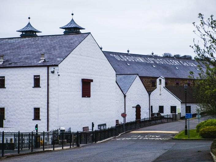 bushmills distillery ireland