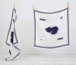 Atlantish scarf