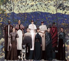 Givenchy X Ferdinand Hodler