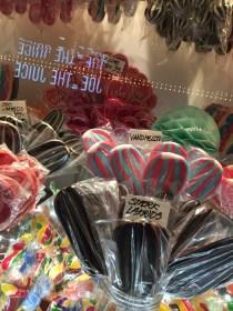More licorice lollipops!