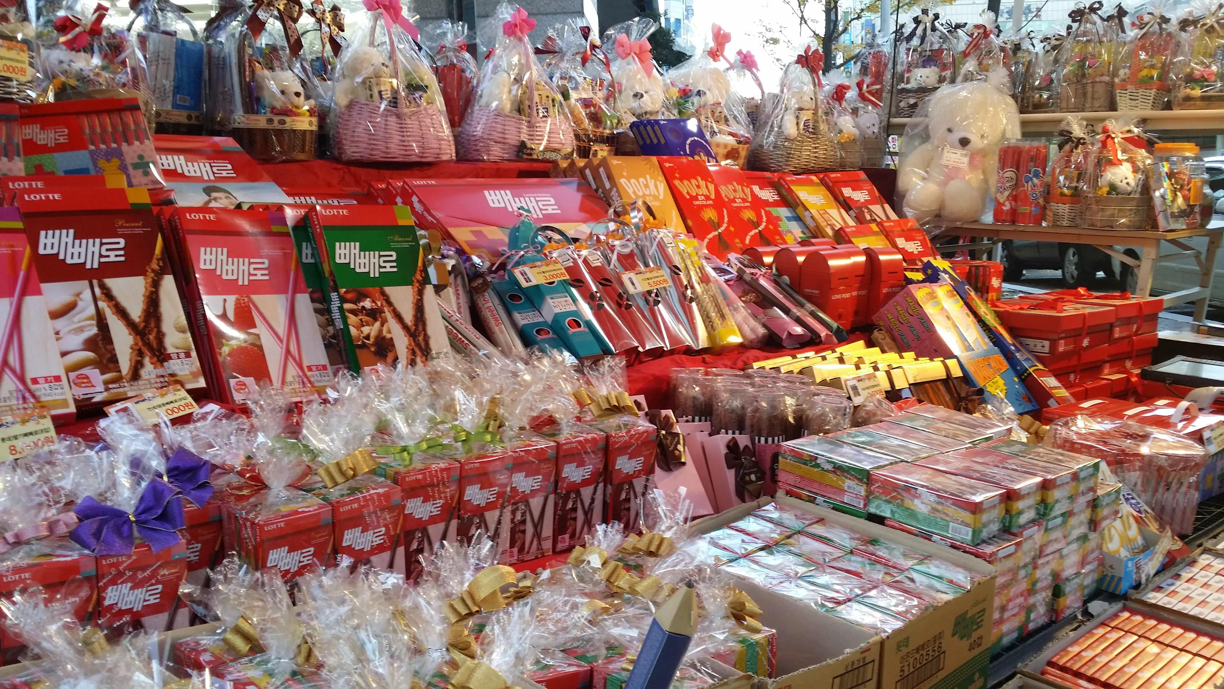 Pepero Day In South Korea