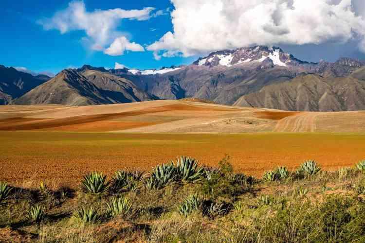 Wild camping in Bolivia