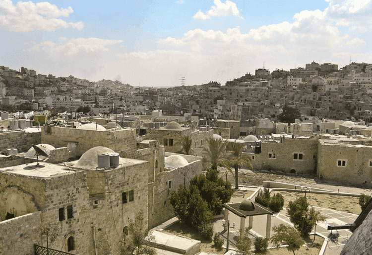 Hebron is well worth visiting