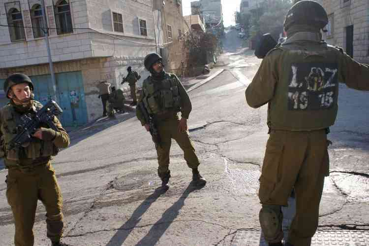 The occupation is impossible to ignore in Hebron