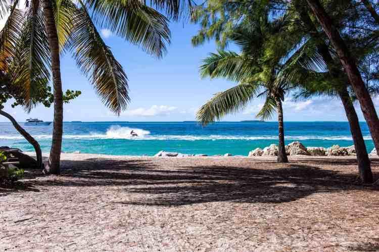 Guatemala beaches