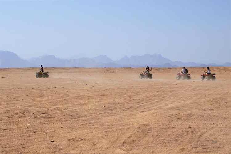 quad biking in Riyadh