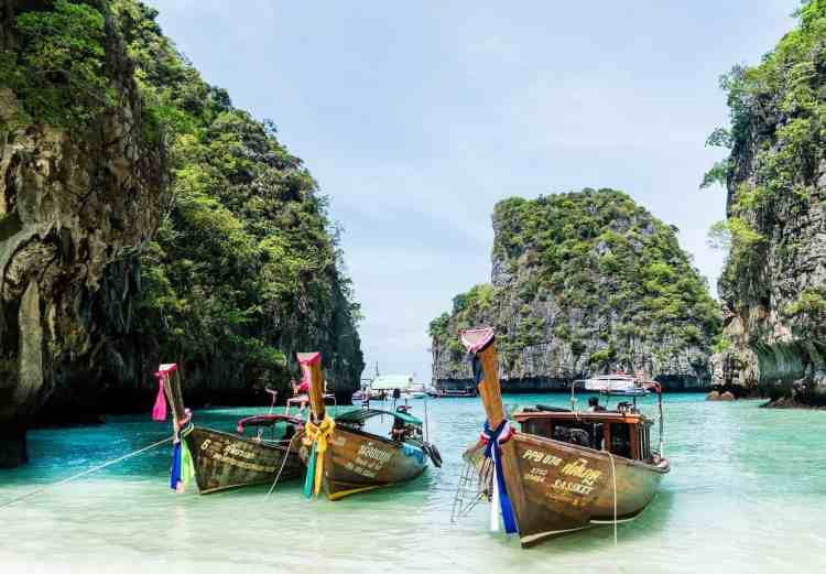 Thailand or Hawaii