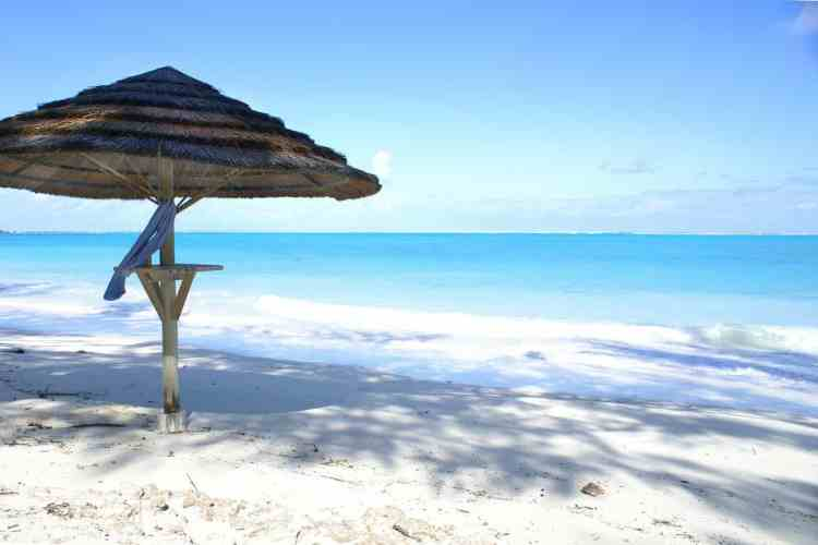 Aruba or Turks and Caicos