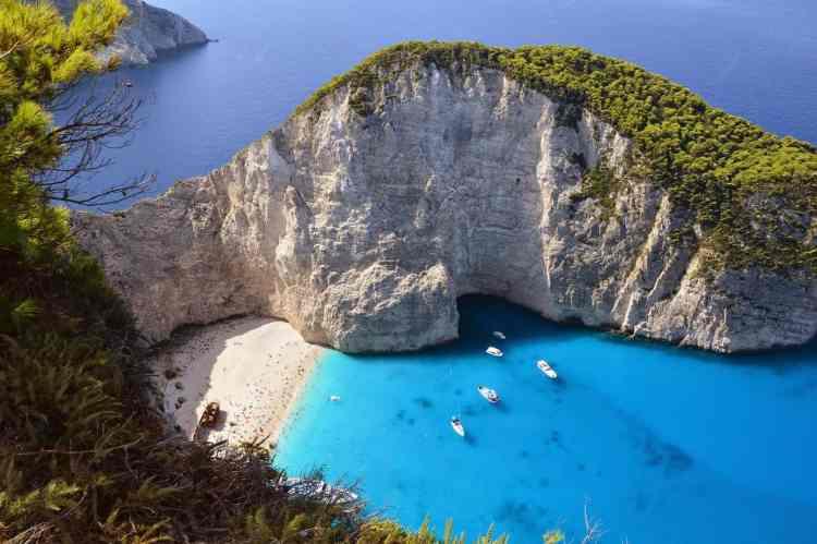 Greece or Malta