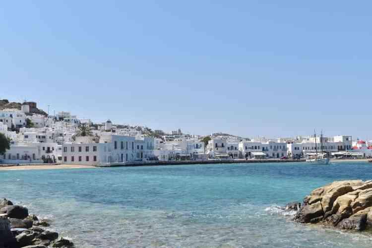 Prettiest islands in Greece