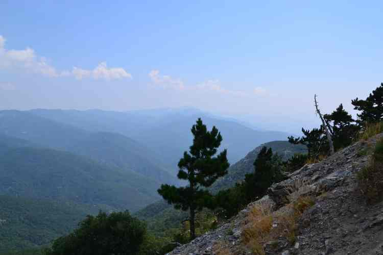 hiking in crete  walking in crete