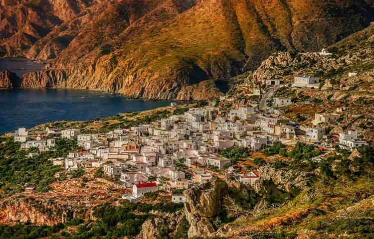 Greece or Spain