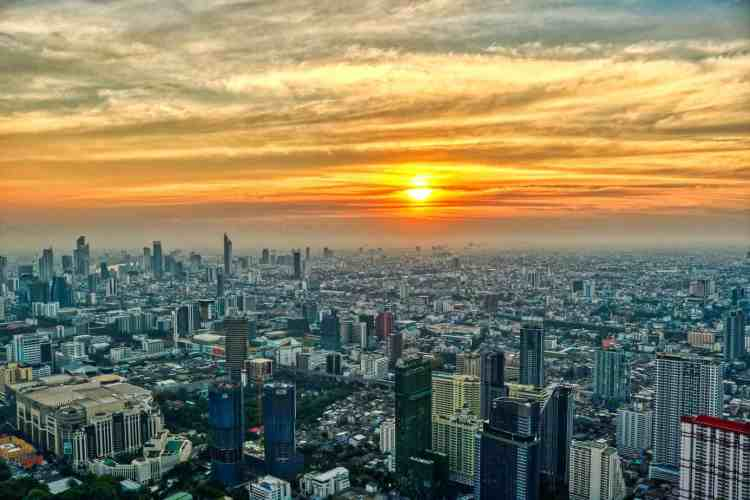 Bangkok or Singapore