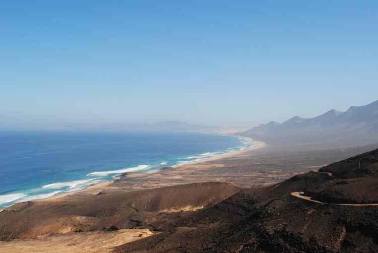 walking in Fuerteventura  hiking in Fuerteventura