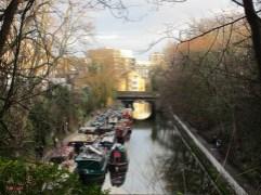 Regents Canal near Angel