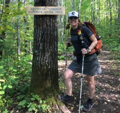 Finishing the 310 Mile Superior Hiking Trail