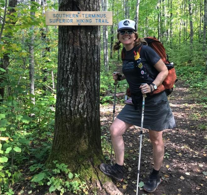 Finishing the 310 Mile Superior Hiking Trail