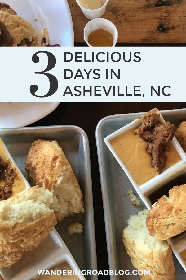 What to Eat in Asheville North Carolina
