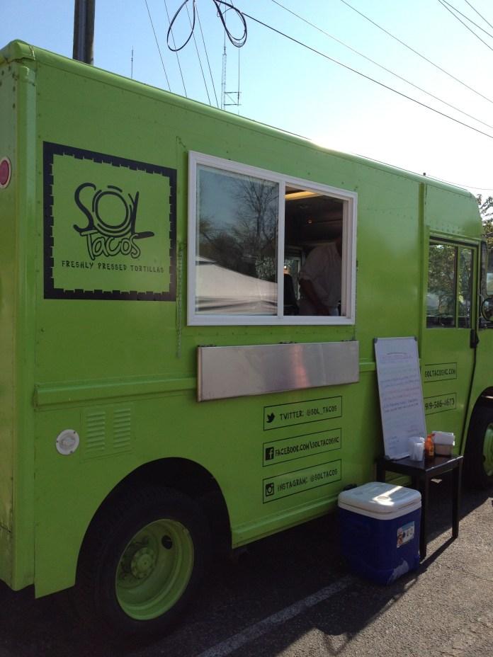 Sol Tacos - Raleigh - Food Trucks