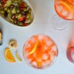 Super Citrusy Aperol Spritz