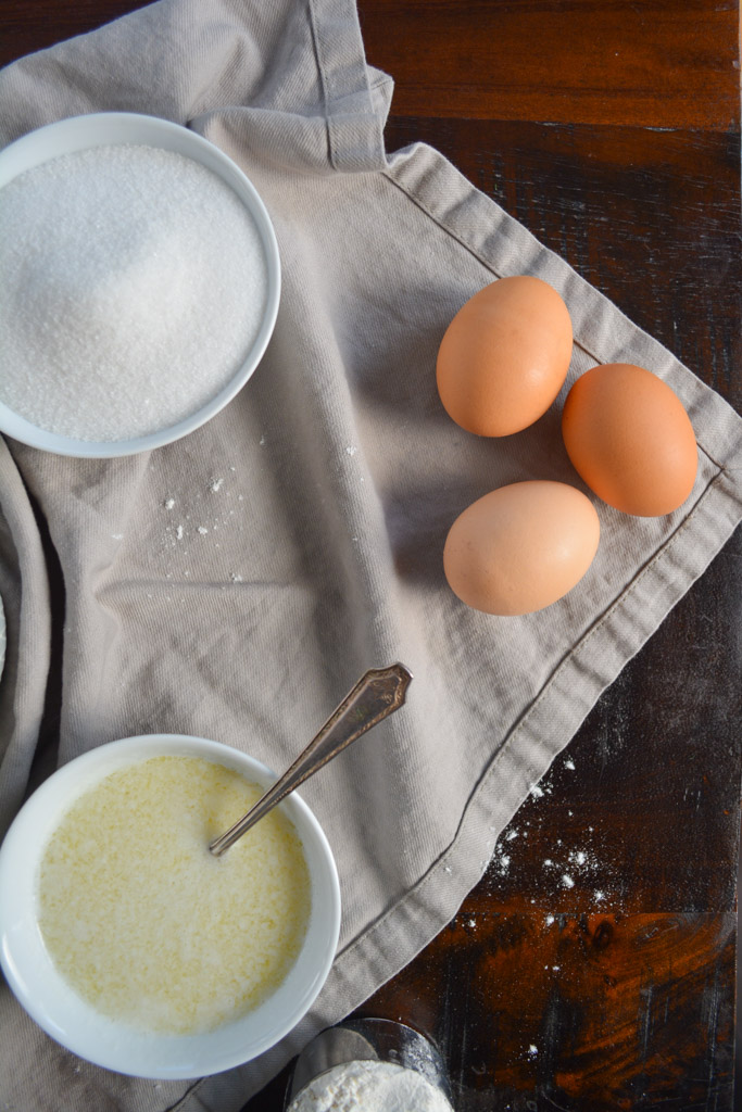 Sweet Carrot Soufflé with Orange and Maple - perfect for holiday entertaining!