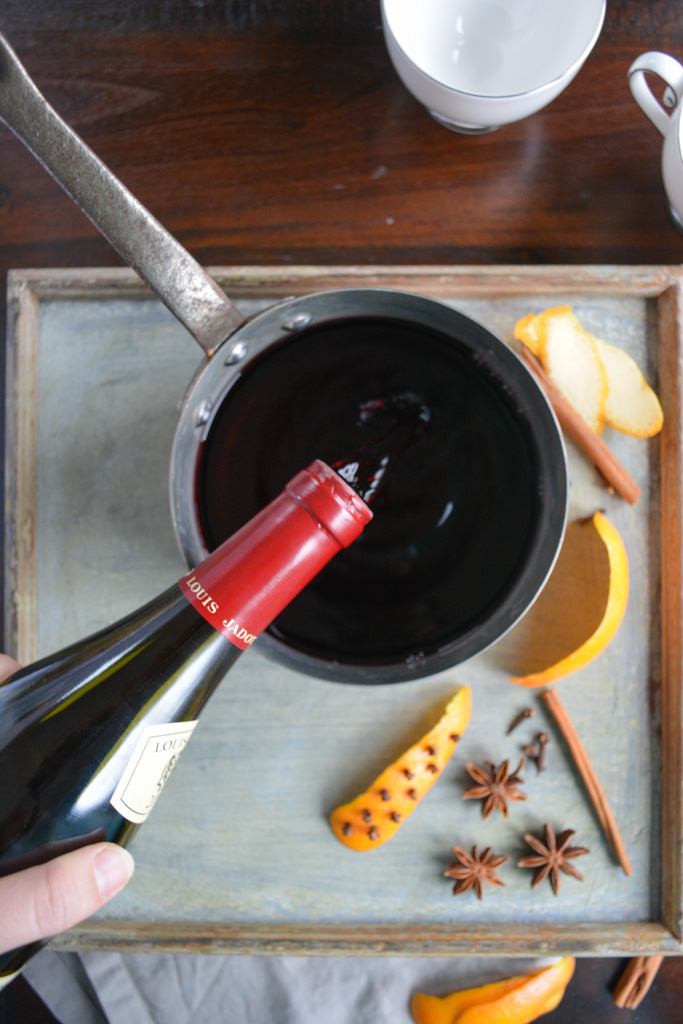 Vin Chaud - French Mulled Wine
