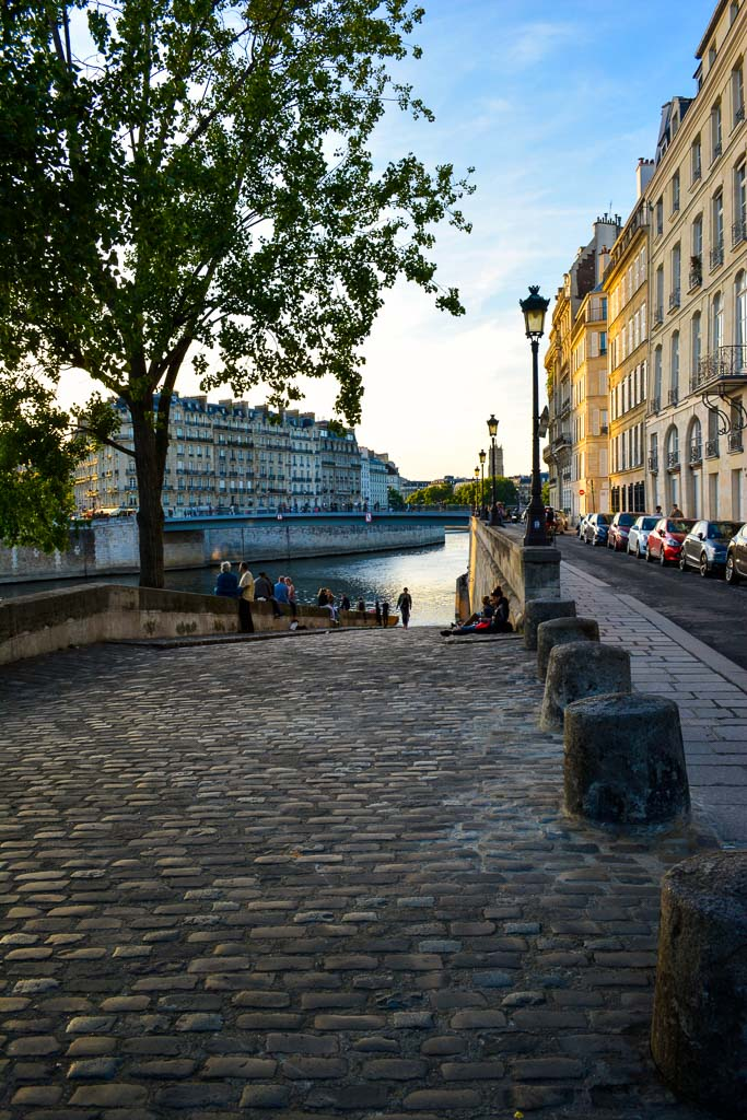 Comprehensive Guide to Paris:  Banks of the Seine