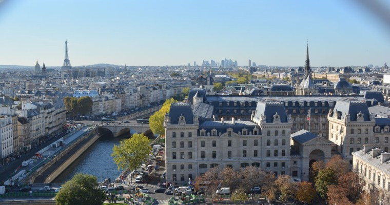 A Comprehensive Guide to Paris