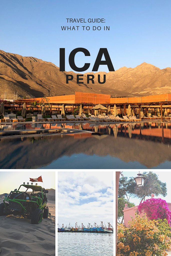 What to do in Ica, Peru