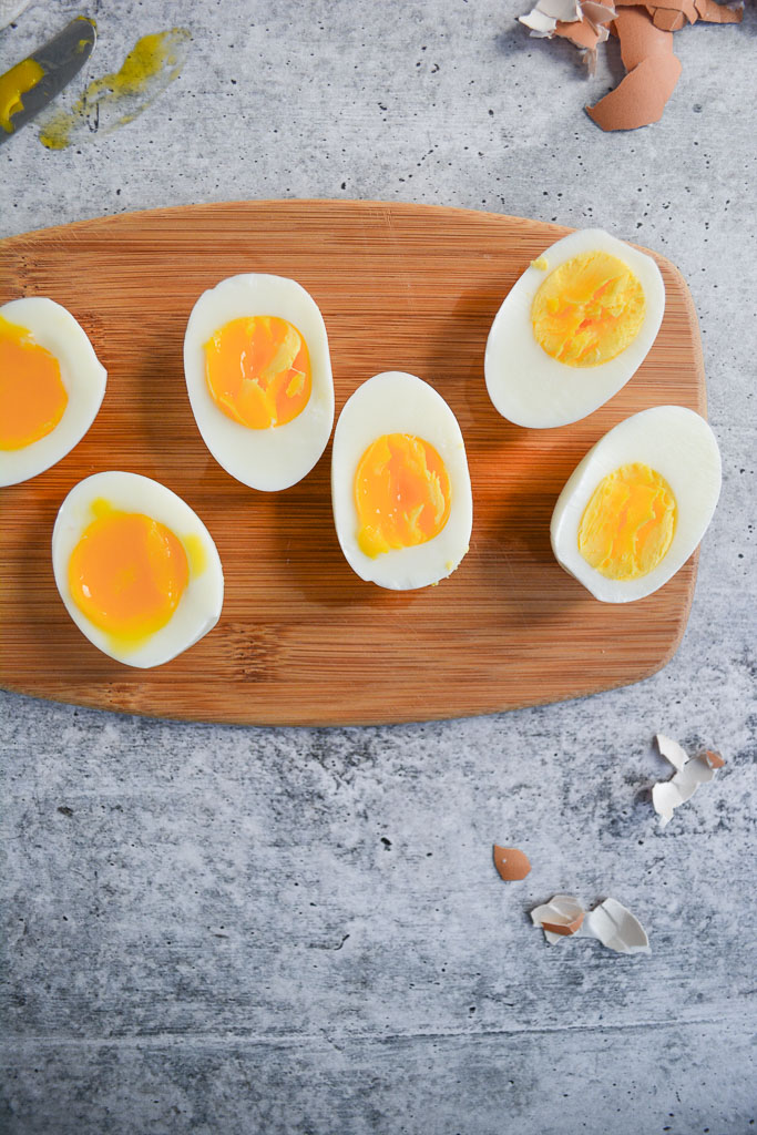 Perfect Hard and Soft Boiled Eggs