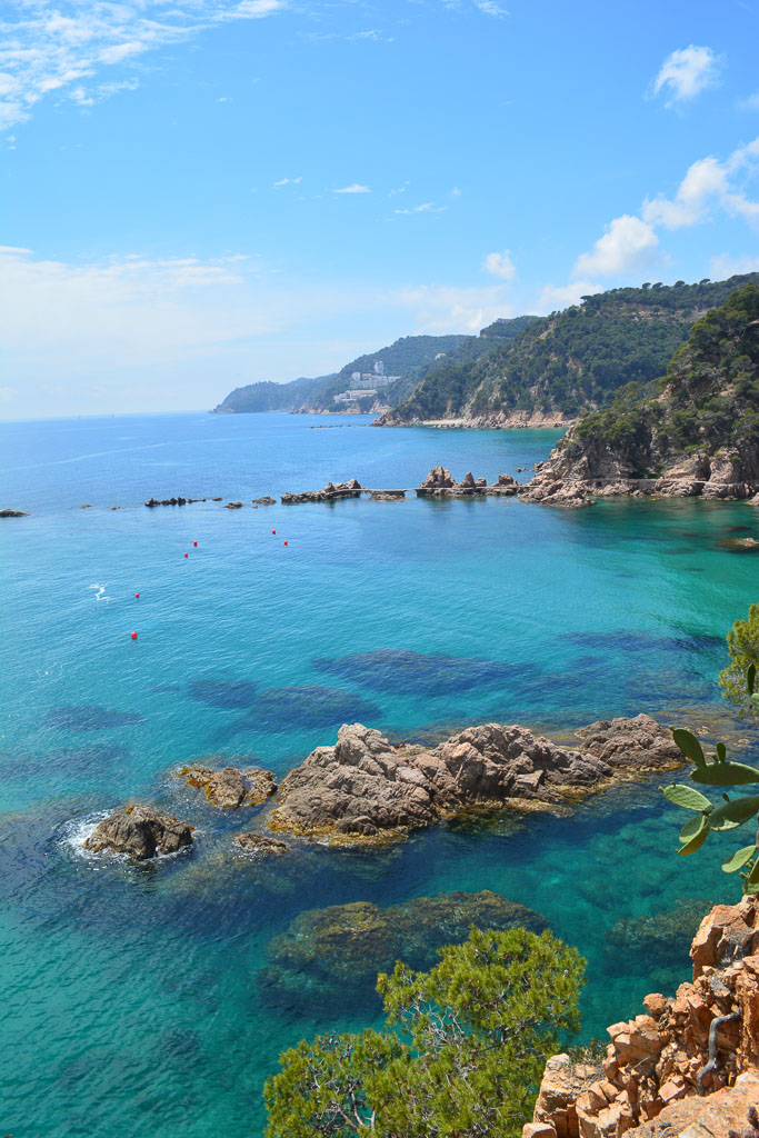 Hiking in the Costa Brava, Spain