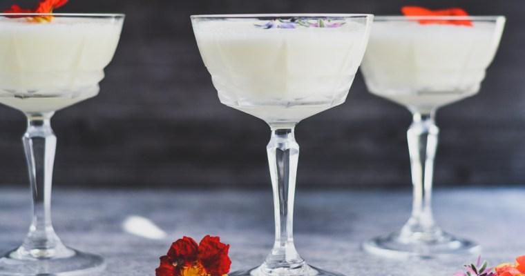 Celebratory Gin Fizz