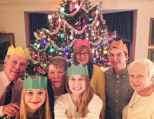 Selfie sticks seem silly til your parents get one and you can't put it down.