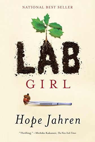 Lab Girl cover photo Hope Jahren