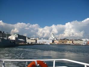 Bye bye Helsinki