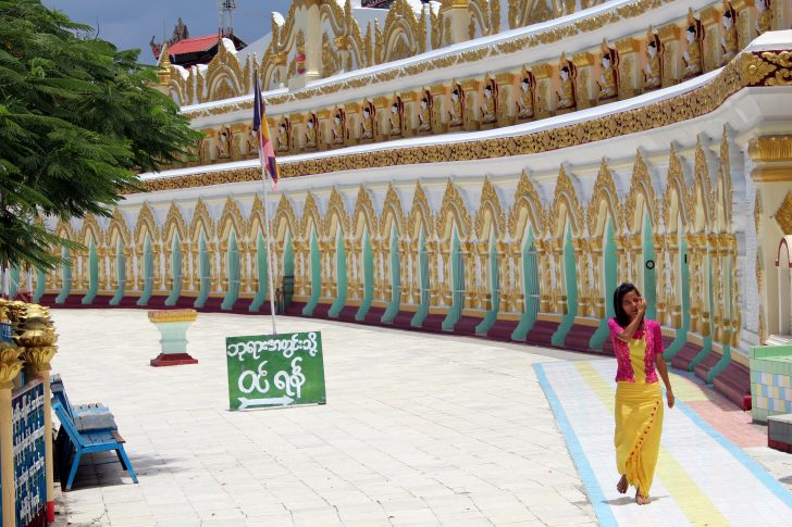 things to see in Burma